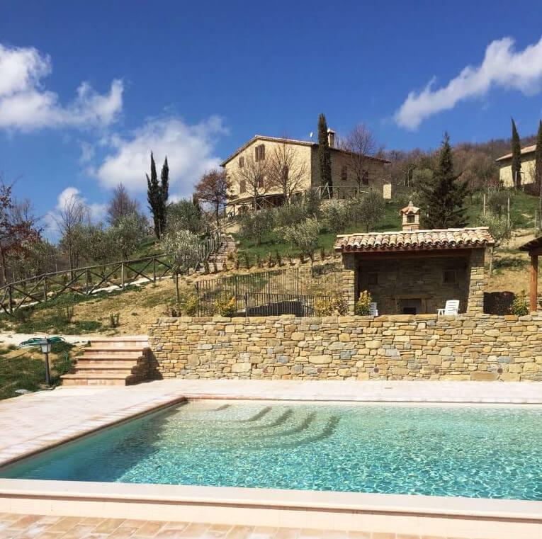 Seminario Assisi Maggio 2019 - Un panorama dall'agriturismo