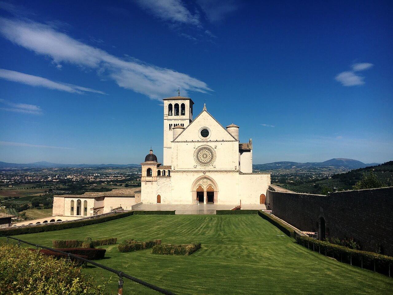 Assisi 4-6 gennaio - La basilica di san Francesco