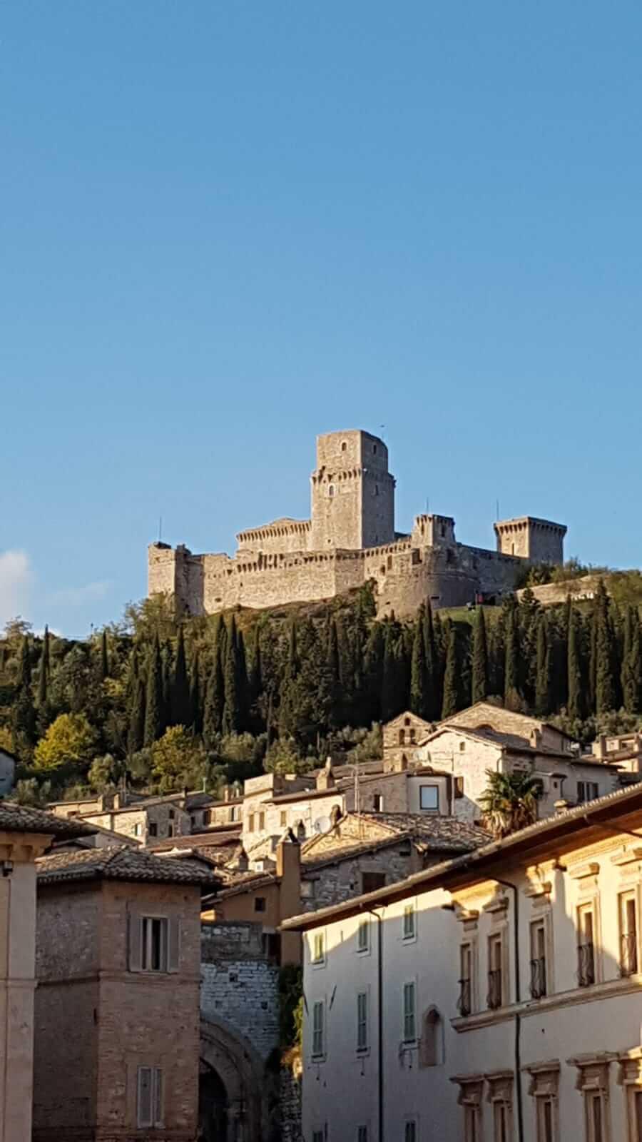 Assisi : Panorama